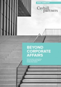 Beyond Corporate Affairs Report